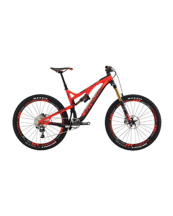 CUADRO INTENSE TRACER 27,5 RED T-S