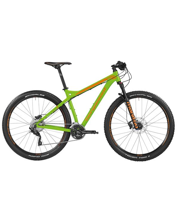 BICI BERGAMONT 2016 REVOX LTD ALLOY GREEN T-M
