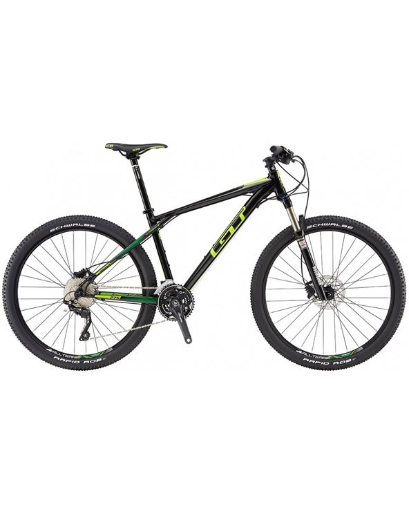 BICI GT AVALANCHE EXPERT RECON 2016