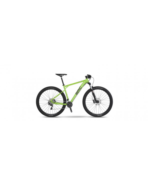 BICI BMC TEAMELITE 03 DEORE/SLX GREEN T-M