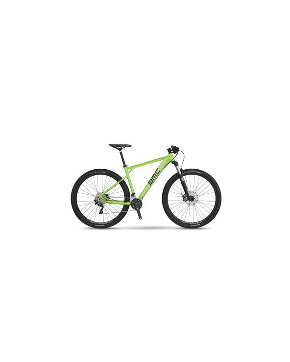 BICI BMC TEAMELITE 03 DEORE/SLX GREEN T-L