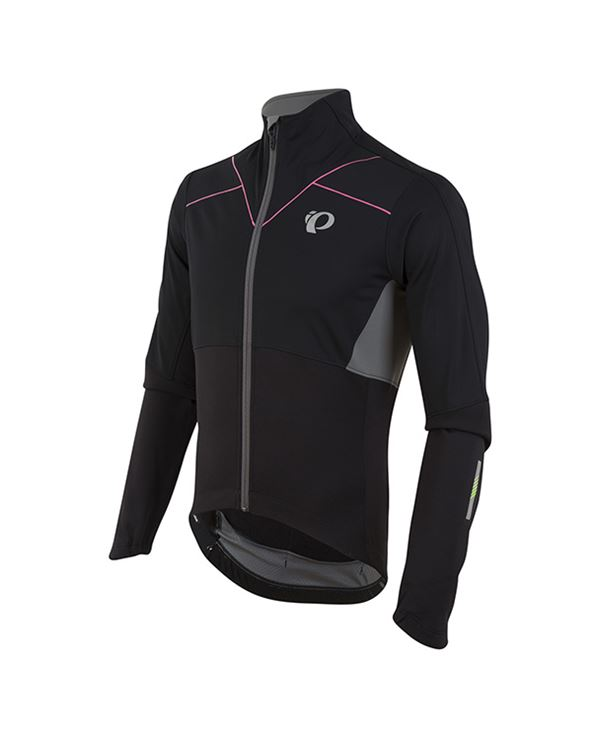 CHAQUETA P.R.O. PURSUIT SOFTSHELL NEGRO