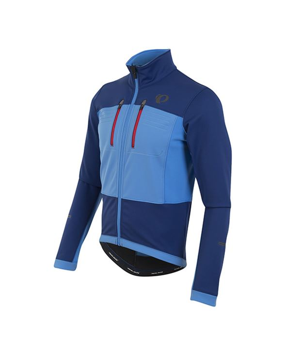 CHAQUETA ELITE ESCAPE SOFTSHELL AZUL