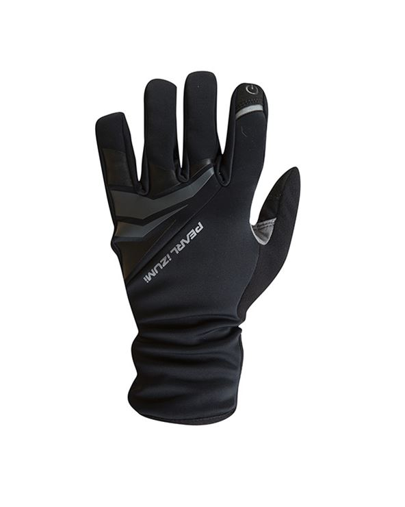 GUANTES LARGOS ELITE SOFT SHELL GEL NEGRO