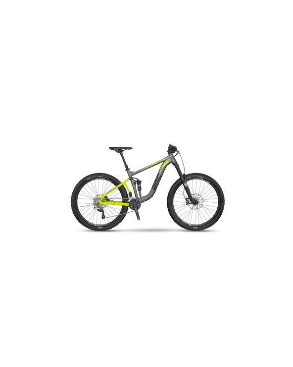 BICI BMC SPEEDFOX SF03 2016 TRAILCREW YELLOW T-M SLX/XT