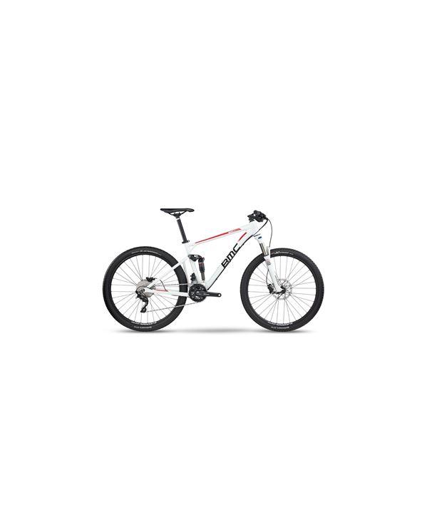 BICI BMC SPORTELITE APS DEORE WHITE T-L 2016