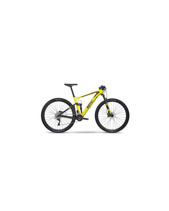 BICI BMC FOURSTROKE FS02 DEORE/SLX SULPHUR T-M
