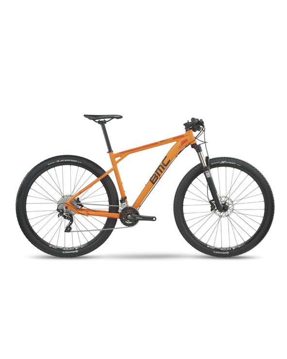 BICI BMC TEAMELITE TE03 2017 DEORE/SLX ORANGE