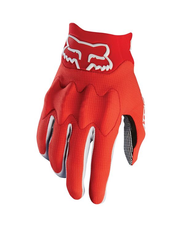 GUANTES FOX ATTACK GLOVE ROJO