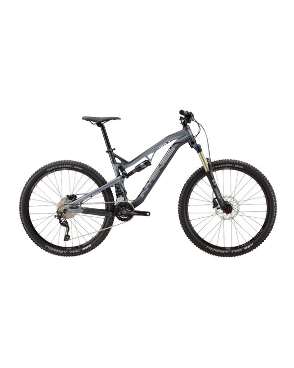BICI INTENSE SPIDER 275A T-L BLACK