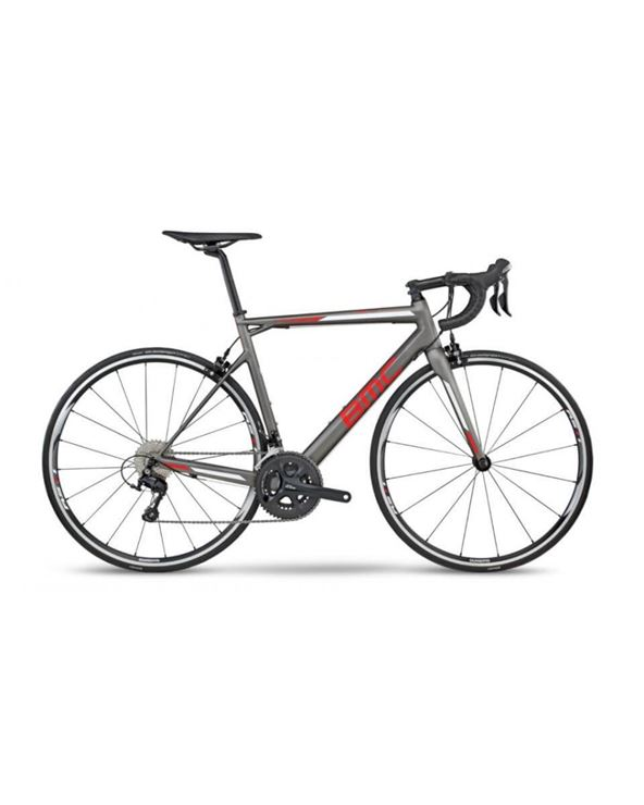 BICI BMC TEAMMACHINE SLR02 105 GREY RED 54