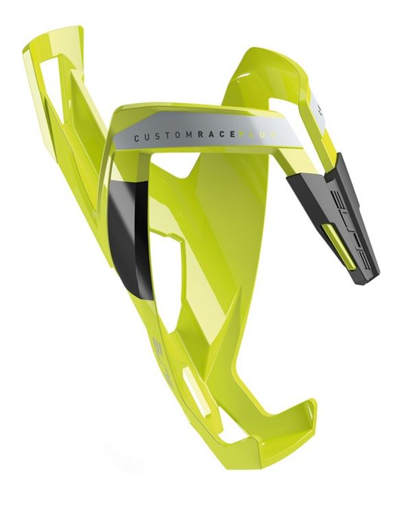 PORTABIDÓN ELITE CUSTON RACE PLUS AMARILLO FLUORESCENTE/NEGR