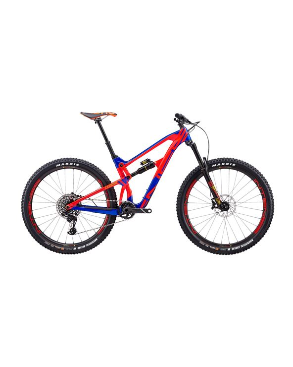 BICI INTENSE CARBINE SL T-L BLUE 2018