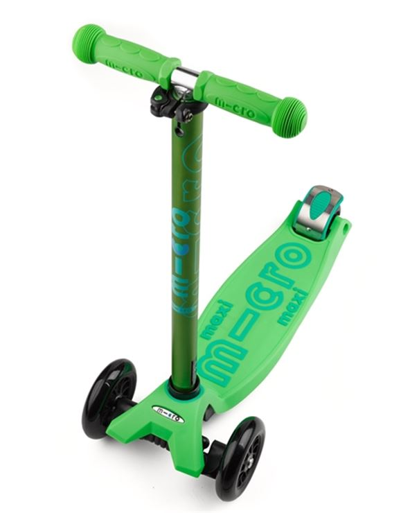 PATINETE MAXI DELUXE VERDE