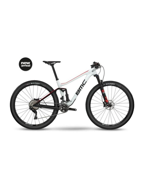 BMC AGONIST AG02 ONE XT WHITE 2018