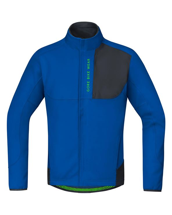 CHAQUETA POWER TRAIL WS SO TH