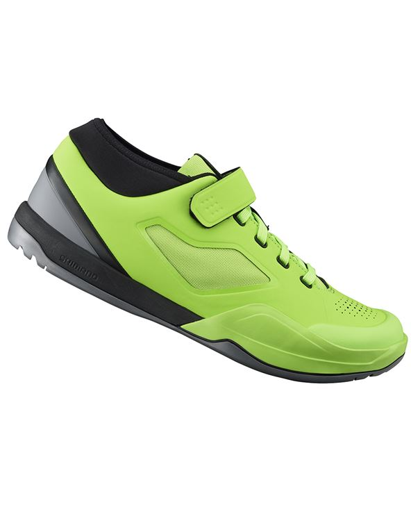 ZAPATILLAS SH M MTB AM701 VERDE LIMA