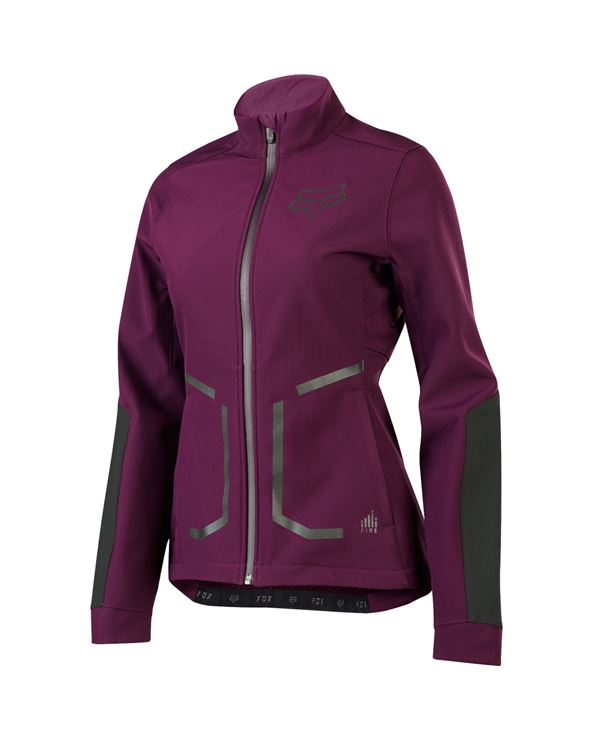 CHAQUETA MUJER ATTACK FIRE SOFTSHELL