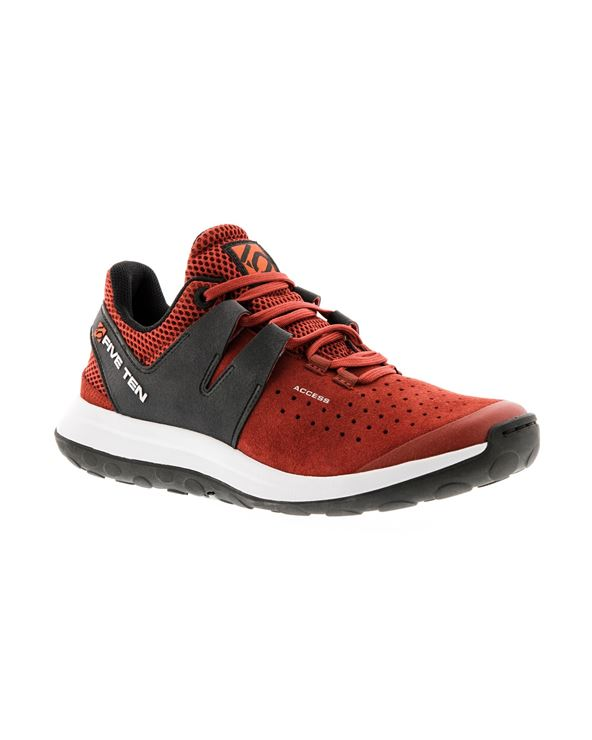 ZAPATILLAS FIVE TEN FREERIDER PRO BLACK/RED