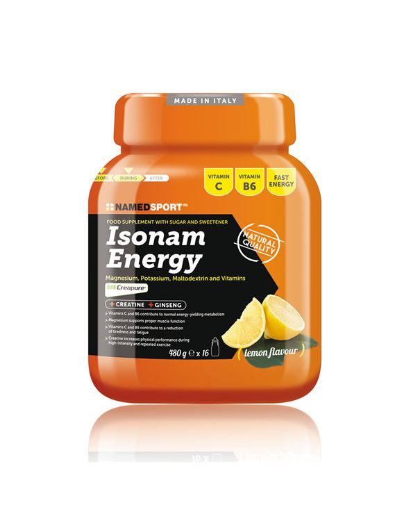 ISONAM ENERGY LIMON (BOTE 480 GR.)