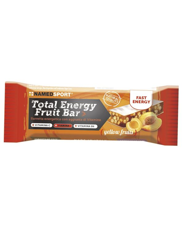 TOTAL ENERGY FRUIT BAR FRUTAS 35GR.