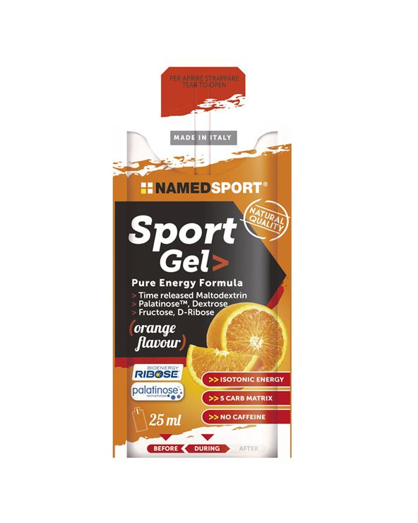 SPORT GEL PURE ENERGY FORMULA 25ML