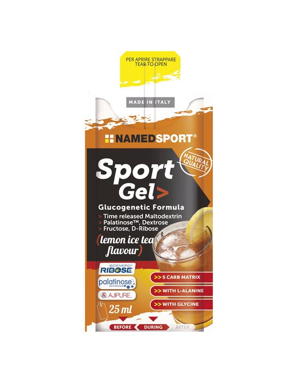 SPORT GEL GLUCOGENIC FORMULA 25ML