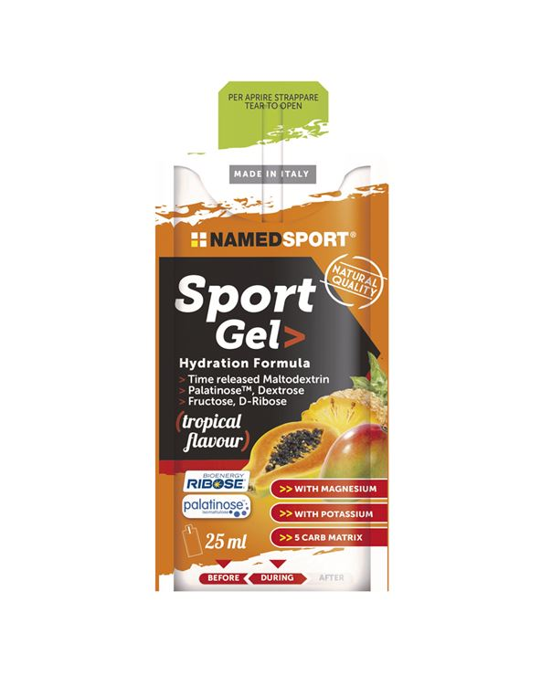 SPORT GEL HIDRATION FORMULA 25ML