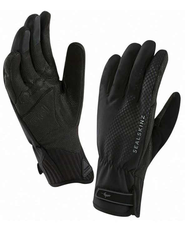 GUANTES SEALSKINZ ALLWEATHER CYCLE XP