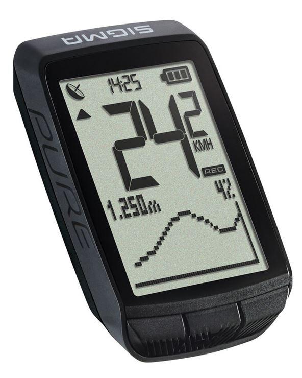 SIGMA CUENTAKILÓMETROS PURE GPS