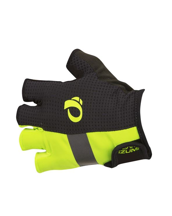 GUANTES CORTOS GEL ELITE AMARILLO