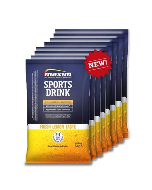 MX-SOBRE HYPOTONIC DRINK LIMON 60 GR. (C