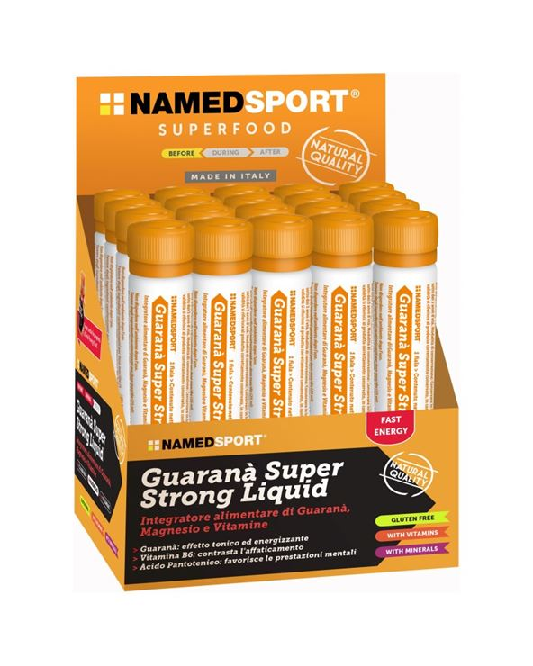 GUARANA SUPER STRONG LIQUID 2000MG (20)