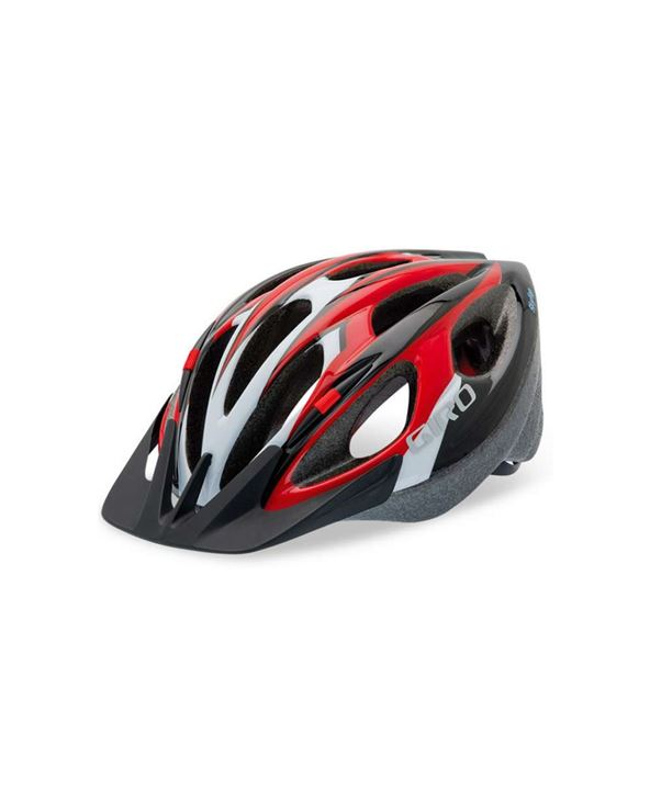 CASCO GIRO SKYLINE RED/BLACK UNICA