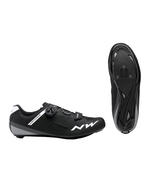 ZAPATILLAS NORTHWAVE CORE PLUS NEGRO