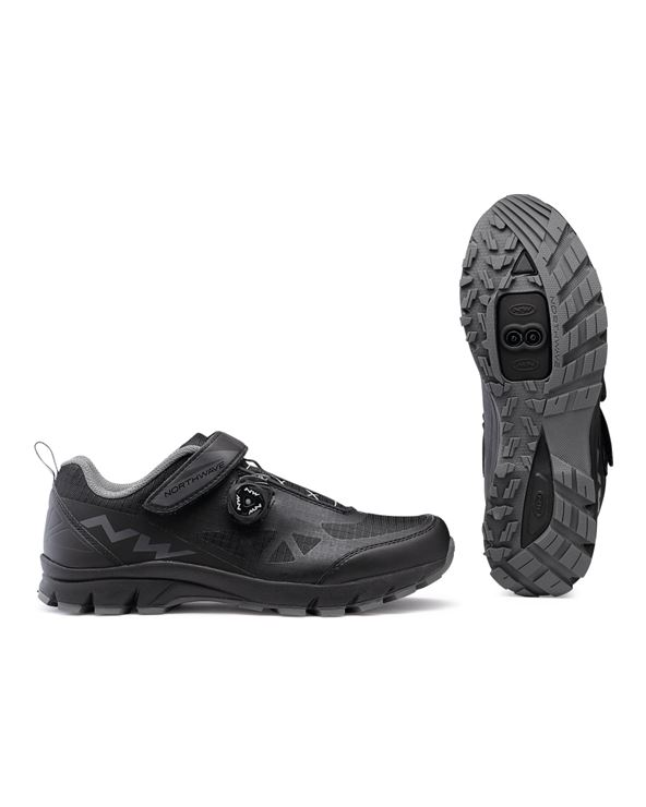 ZAPATILLAS NORTHWAVE CORSAIR NEGRO