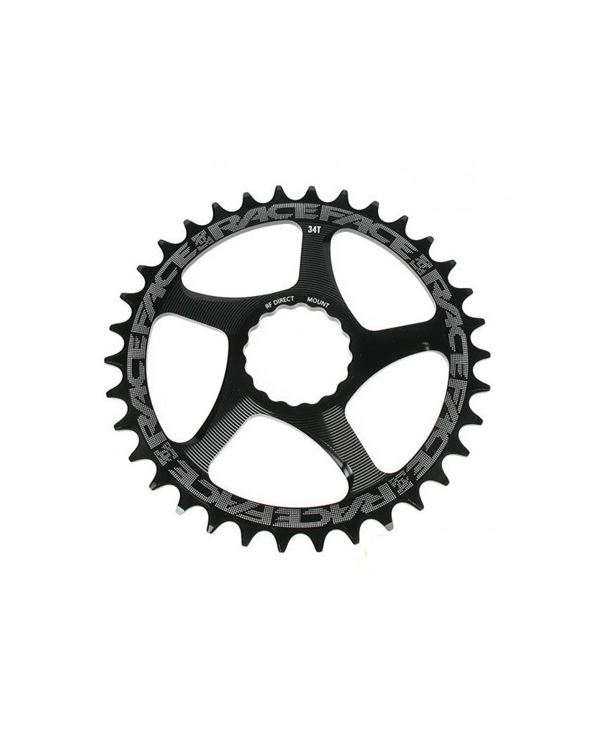 PLATO RACE FACE NEXT SL DM 30 NEGRO PARA BIELA RACE FACE
