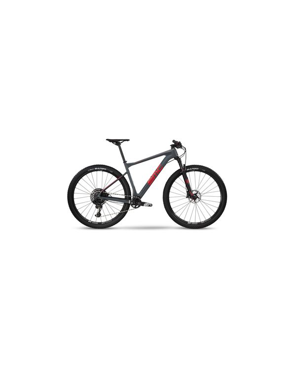 BICI BMC TEAMELITE 02 ONE GRY RED BLK GX EAGLE 1X12