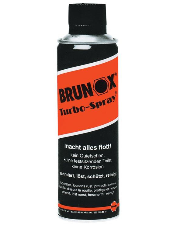SPRAY CON CINCO FUNCIONES BRUNOX